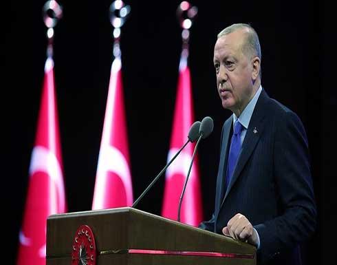 أردوغان: تاريخ من ينصحنا بشأن الديمقراطية ملطخ بالعار
