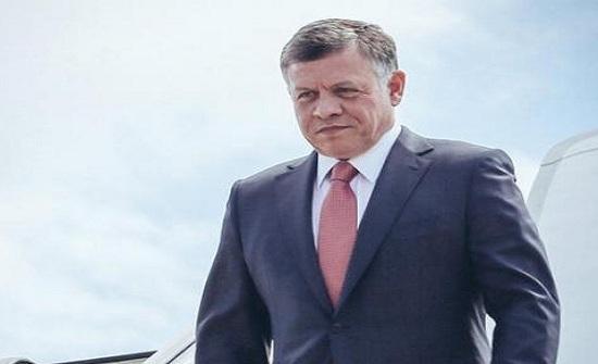 الملك يغادر الأردن في زيارة إلى سنغافورة