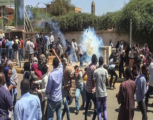 تظاهرات غاضبة بالسودان.. وحالة وفاة بين المتظاهرين