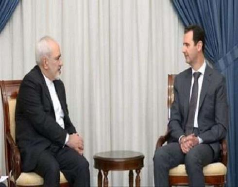 الرئيس السوري ووزير خارجية إيران يبحثان العدوان الإسرائيلي على الأراضي الفلسطينية