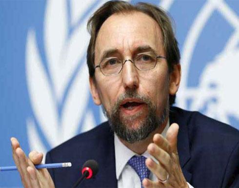 """الامير زيد يصف التعاون الأوروبي الليبي لوقف حركة المهاجرين بـ""""اللاإنساني"""""""