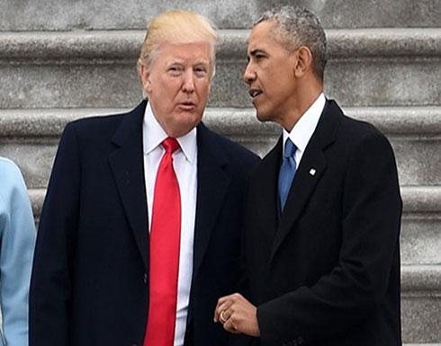 أوباما: لا ينبغي للرؤساء متابعة التلفاز أو مواقع التواصل