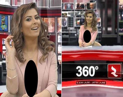شاهد: محطة تلفزيونية تجبر مذيعاتها على تقديم نشرات الاخبار شبه عاريات