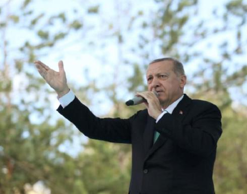 أردوغان: تركيا تواجه حربا اقتصادية ولن تخضع للتهديد
