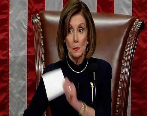 نانسي بيلوسي تعلن فوز المرشحان الديمقراطيان بمقاعد ولاية جورجيا
