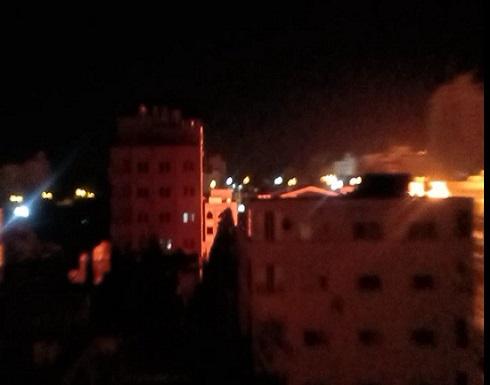 الجيش الإسرائيلي: أطلقنا 110 صواريخ على 35 هدفا في غزة
