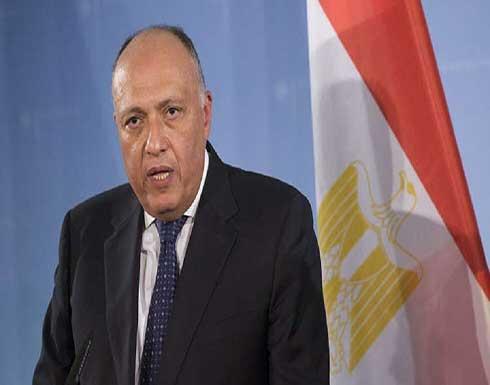 مصر: الأوروبيون يقدرون موقفنا ونتابع أطروحات الاتحاد الإفريقي حول سد النهضة
