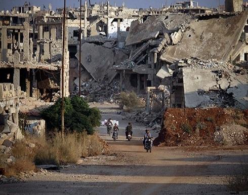اشتباكات عنيفة بين النظام والمعارضة بدرعا بعد فشل المفاوضات