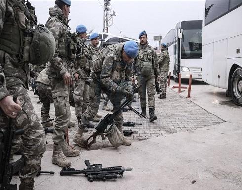 """تركيا تواصل تعزيز نقاط المراقبة في إدلب بقوات """"كوماندوز"""""""