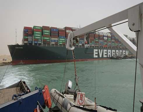 مستشار السيسي: مسؤولية سفينة السويس تقع على القبطان