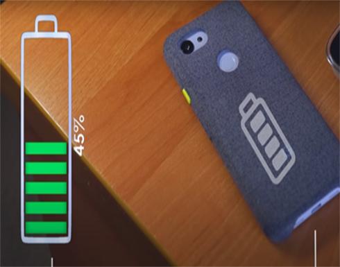 موتورولا تكشف عن تقنية جديدة لشحن الهواتف عن بعد.. فيديو