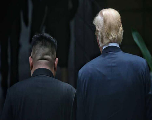 """خبراء: خلوة ترامب وكيم """"تهديد"""" للأمن القومي"""