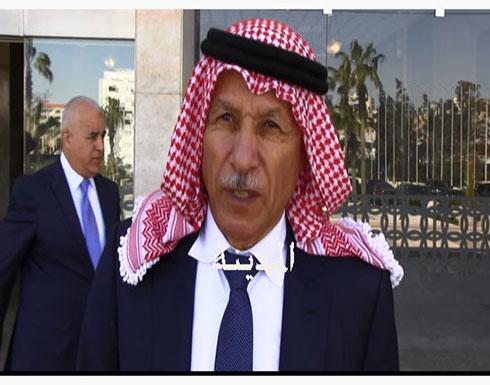 بالفيديو : العرموطي عن الاردني سرحان بشارة سرحان