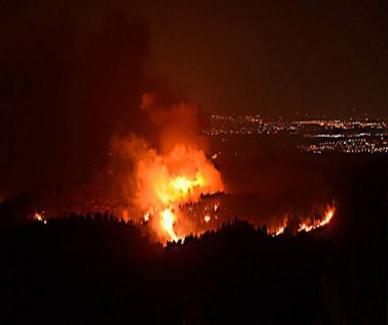 لقاء خاص مع وزير إسرائيلي حول الحرائق المشتعلة ( ترجمة خاصة )