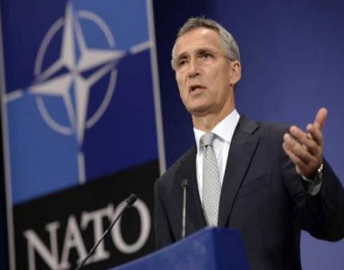 أمين عام الناتو: لا نرغب في حرب باردة جديدة مع روسيا