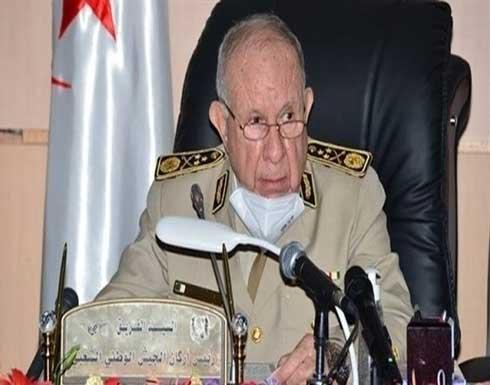 الجزائر: نحذر المتعطشين للسلطة من المساس بأمن البلاد