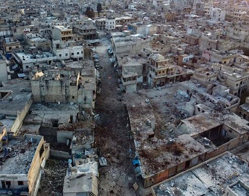 قوات الأسد تقصف 6 قرى بريف إدلب.. وروسيا تصعّد