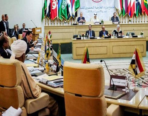 الجامعة العربية تكشف موقف عودة سوريا إلى مقعدها