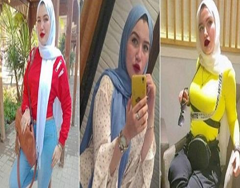 (فتاة التيك توك) بإطلالات جريئة بدون حجاب ..وتبرر