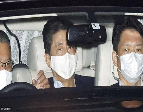 رئيس وزراء اليابان إلى المستشفى للمرة الثانية في أسبوع