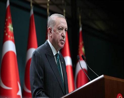 """أردوغان: """"الشعب المصري لا يختلف معنا"""""""