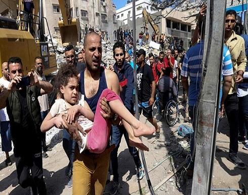 ليلة رعب تحت الأنقاض والحمم الصاروخية.. استشهاد عائلات بأكملها في غزة! (فيديو)