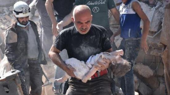 مسؤول تركي: النظام السوري قتل ألف مدني بحلب