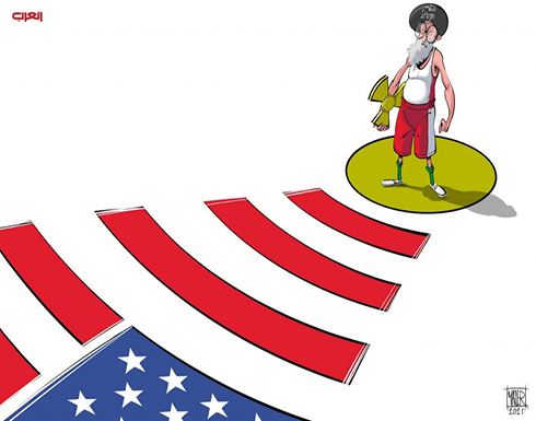 ترددات أميركية غير متناغمة مع إيران