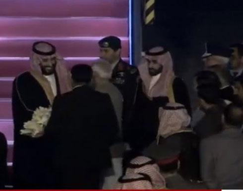 بالفيديو : محمد بن سلمان يصل الهند محطته الثانية في جولته الآسيوية