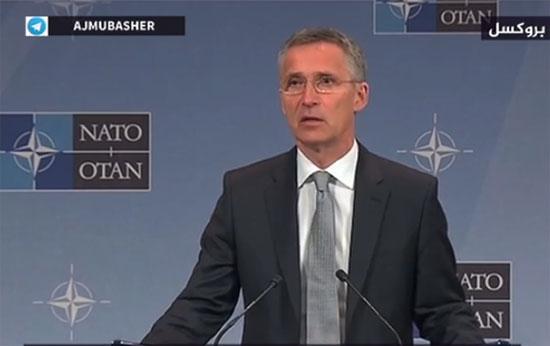 الأمين العام لحلف الناتو: سلوكيات روسيا غير مسؤولة وغير حكيمة (فيديو)