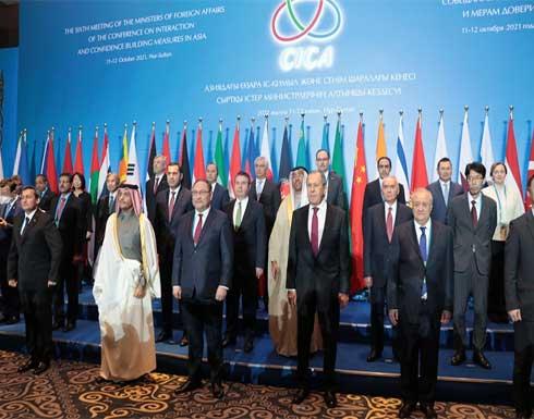 قطر تؤكد على دعم استقرار أفغانستان وموسكو تتهم الناتو بإذكاء التوتر في القارة