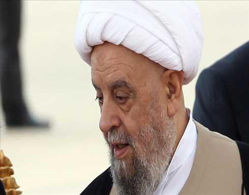 لبنان.. وفاة رئيس المجلس الإسلامي الشيعي عبد الأمير قبلان