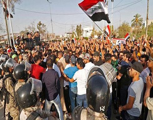 فصائل تدعمها إيران نشرت قناصة في احتجاجات العراق