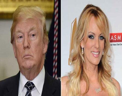 لإقامة علاقة جنسية معه.. ترامب دفع 130 ألف دولار لممثلة إباحية