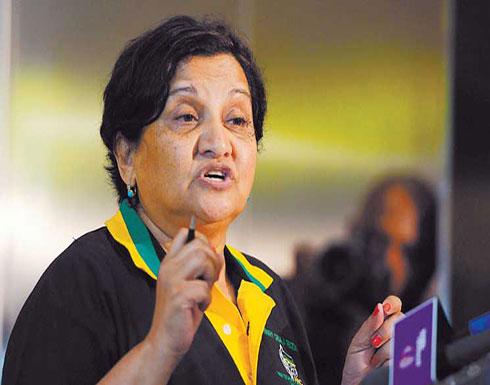 مسؤولة كبيرة بجنوب أفريقيا لترامب: لسنا قذارة (شاهد)
