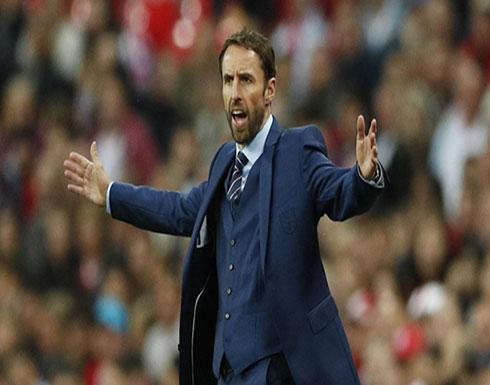 مدرب إنجلترا: نحن محظوظون بالتأهل لنصف نهائي المونديال