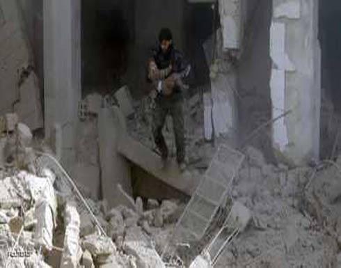 خلال 10 أيام.. مقتل عشرات المدنيين بالغوطة الشرقية
