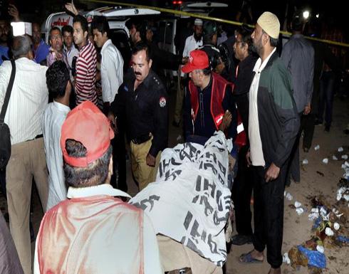 قتلى بانفجار قبالة مبنى البرلماني المحلي في لاهور