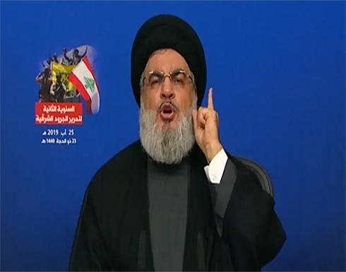 حزب الله : سنستهدف الجيش الأميركي بالمنطقة ثأرا لسليماني