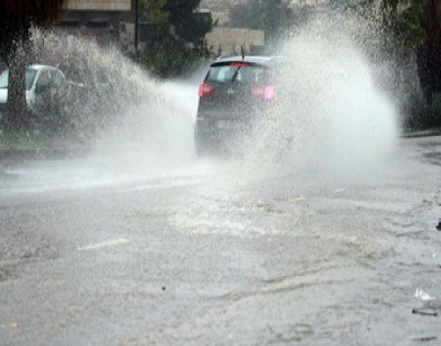 الأشغال تعلن حالة الطوارئ القصوى خلال الأيام الثلاثة المقبلة