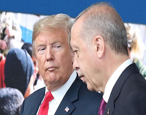 لقاء مغلق بالبيت الأبيض حول عقوبات ضد تركيا.. وأردوغان يعلق