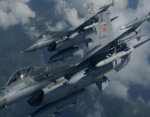 تركيا تعلن شن غارات جوية في سنجار شمال العراق
