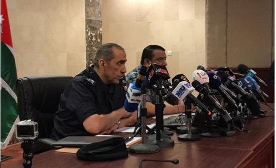 الحمود : اصابة 42 رجلا أمنيا خلال الاعتصامات وضبط 60 شخصاً بينهم 8 عرب