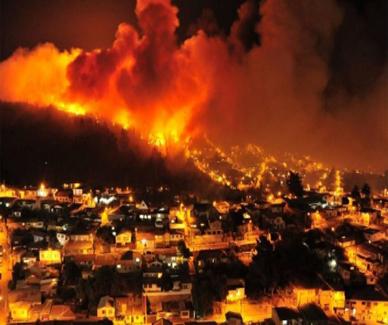 لا زالت إسرائيل تحترق، رغم كل طائرات  الإطفاء