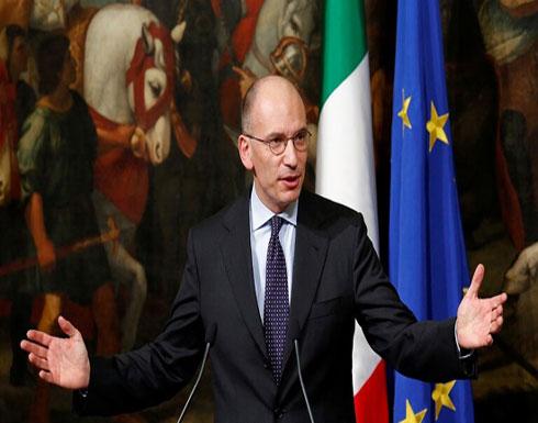 إيطاليا.. انتخاب رئيس وزراء أسبق لرئاسة الحزب الديمقراطي