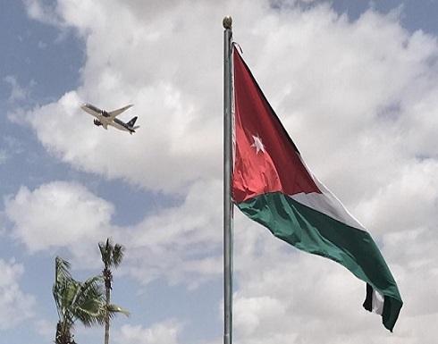 إعادة فتح المطارات في الأردن للرحلات الدولية في 5 آب