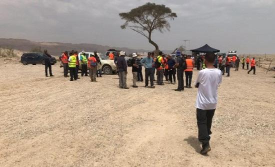 الأردن يسمح لإسرائيل بالبحث عن سائق مفقود على اراضيه