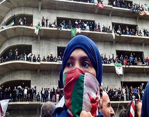 """تظاهرات """"حاشدة"""" في الجزائر للمطالبة برحيل الرئيس المؤقت"""