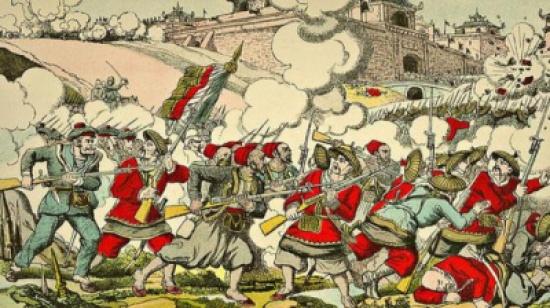 رجل ادّعى النبوة وتسبب في أعنف حرب أهلية على مر التاريخ
