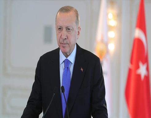 أردوغان يفند مزاعم ماكرون وواشنطن وبروكسل